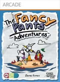 Fancy Pants Adventures Xbox 360