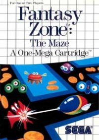 Fantasy Zone: The Maze Master System