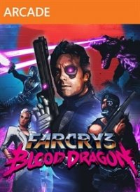 Far Cry 3: Blood Dragon Xbox 360