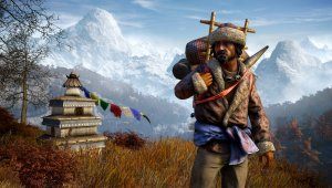 Ya disponible Escapa de la prisión de Durgesh, primer contenido descargable de Far Cry 4