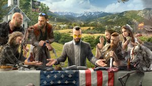 Far Cry 5 no incluirá torres ni mini-mapa para potenciar la exploración