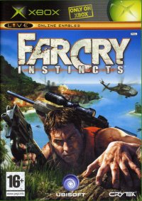 Far Cry Instincts XBox
