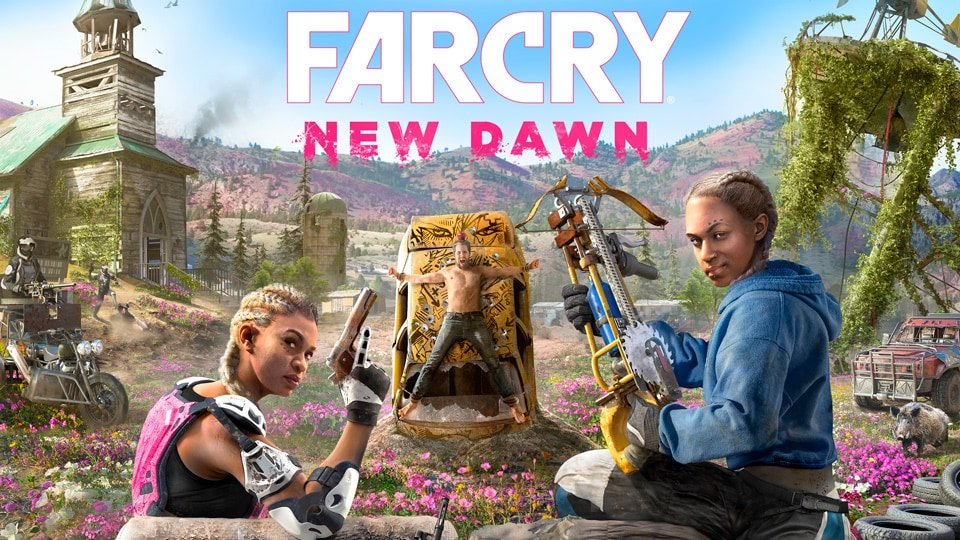 Far Cry New Dawn Anunciado En The Game Awards Con Trailer Llegara