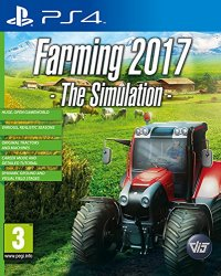 Farming 2017: The Simulator PS4