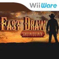 Fast Draw Showdown Wii