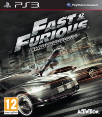 Fast & Furious: Showdown PS3