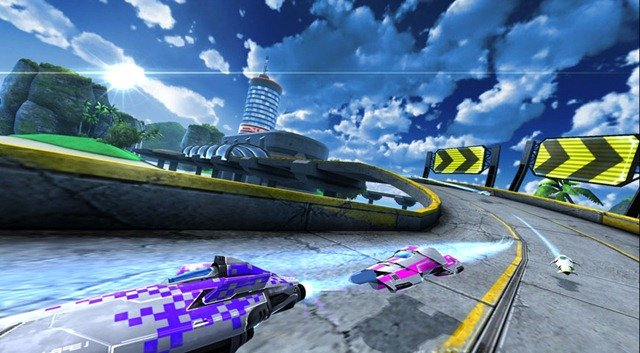 Fast Racing League ingame
