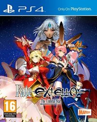 Fate/Extella: The Umbral Star PS4
