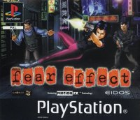 Fear Effect Playstation