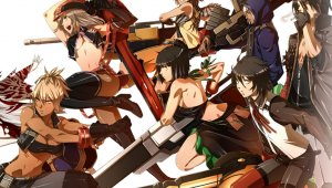 God Eater: Resurrection + God Eater 2 Rage Burst