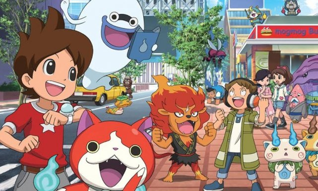 Análisis Yo-kai Watch (3DS)