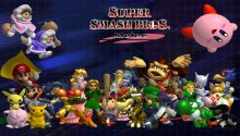 Recrean la intro de Super Smash Bros. Melee en un curiosos corto animado