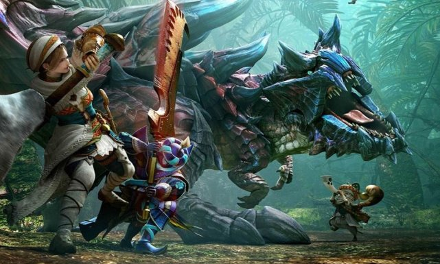 [Impresiones] Monster Hunter Generations + Entrevista