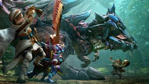 Monster Hunter Generations + Entrevista