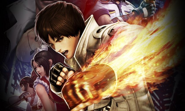 Análisis The King of Fighters XIV (PS4)