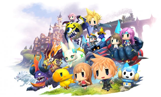 Análisis World of Final Fantasy (Vita PS4)