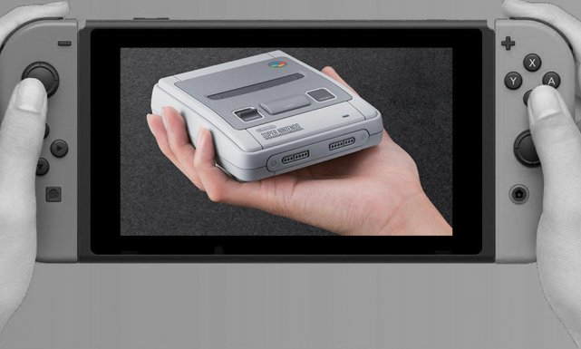 SNES Classic Mini vs Nintendo Switch: ¿Se robarán ventas a final de año?