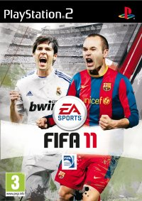 FIFA 11 Playstation 2