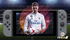 FIFA 18 confirma su tamaño de descarga en Nintendo Switch