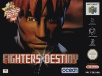 Fighter's Destiny Nintendo 64