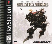 Final Fantasy Anthology Playstation