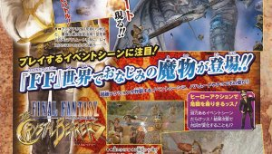 Tanda de scans: The Chrystal Bearers, Dragon Quest IX y más…