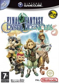 Final Fantasy: Crystal Chronicles GameCube