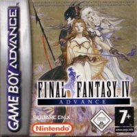 Final Fantasy IV Advance Game Boy Advance