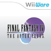 Final Fantasy IV: The After Years Wii