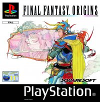 Final Fantasy Origins Playstation