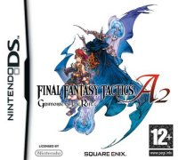 Final Fantasy Tactics A2 Nintendo DS