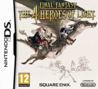 Final Fantasy: The 4 Heroes of Light Nintendo DS