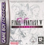 Final Fantasy V Advance Game Boy Advance