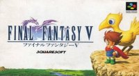 Final Fantasy V Super Nintendo