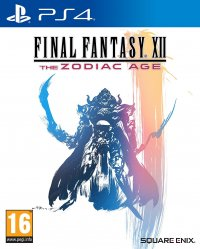 Final Fantasy XII: The Zodiac Age PS4