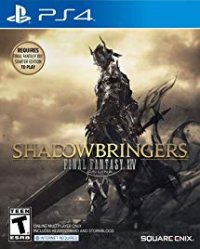Final Fantasy XIV: Shadowbringers PS4
