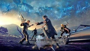 Final Fantasy XV recibe una actualización; disponible la versión para PC y la Royal Edition