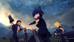 Por fin podemos ver Final Fantasy 15 Pocket Edition de forma jugable