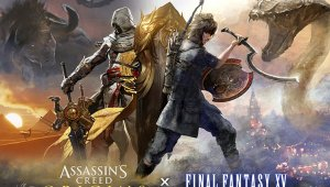 Assassin's Creed: Origins recibe una misión especial relacionada con Final Fantasy XV