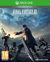 Final Fantasy XV Xbox One