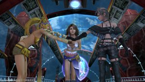 Final Fantasy X/X-2 HD Remaster, para PlayStation 4, debuta en Japón (11-05 al 17-05)
