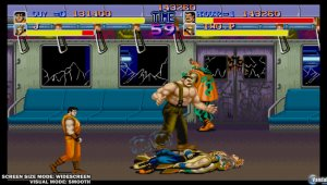 Mañana llega Final Fight: Double Impact