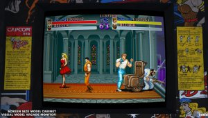 Nuevas capturas de Final Fight: Double Impact