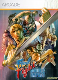 Final Fight: Double Impact PS3