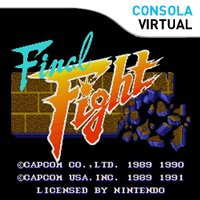 Final Fight Wii
