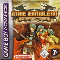 Fire Emblem: The Sacred Stones Game Boy Advance