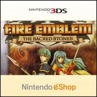 Fire Emblem: The Sacred Stones Nintendo 3DS