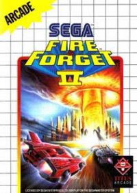 Fire & Forget II Master System