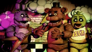 Anunciada una nueva entrega de la saga Five Nights at Freddy's