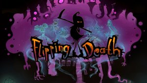 Flipping Death para Nintendo Switch será el sucesor espiritual de Stick It to the Man!